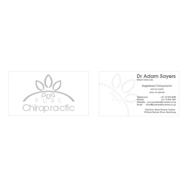 Adam-Sayers-Foiled-Business-Card