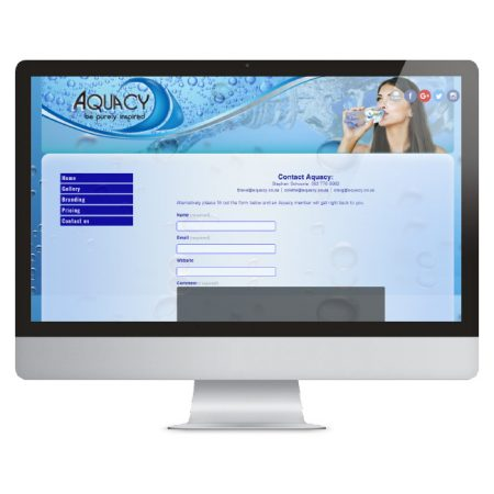 Aquacy-premium-water-contact-page