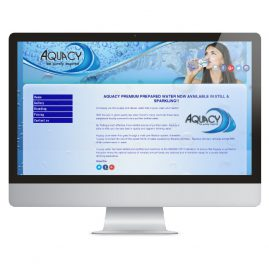 Aquacy-premium-water-home-page
