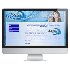 Aquacy-premium-water-home-page