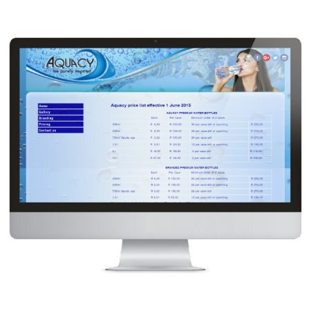 Aquacy-premium-water-price-list-page
