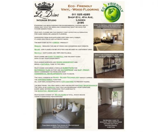 Eco-Wood-Vinyl-wooden-flooring-leaflet-design