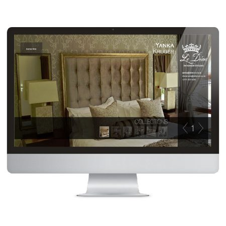LeDecor-design-studio-home-page