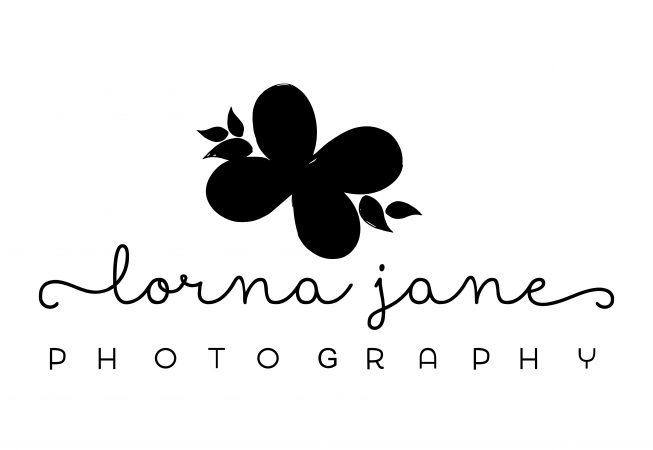 Lorna Jane Photography original logo redraw