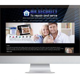 Mr-Security-website