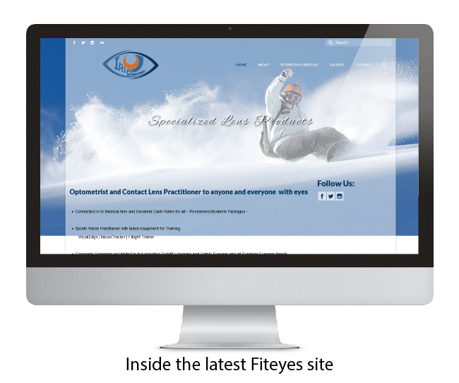 Second-layout-of-the-Fiteyes-site-in-WordPress