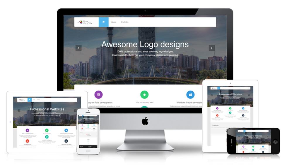 Living-Graphix-web-design-development